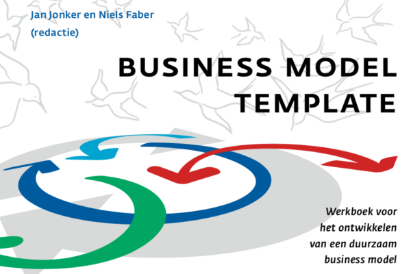Business Model Template ebook